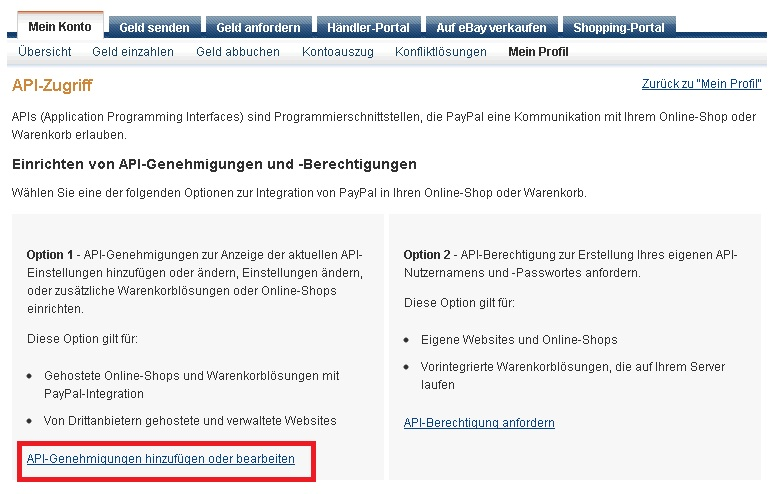 Paypal Bankkonto Andern