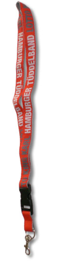 "Lotto King Karl ""Hamburger Tüddelband"" Lanyard"
