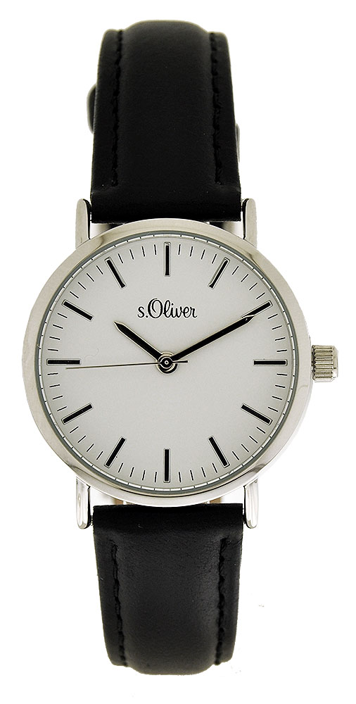 s.Oliver Time Damen-Armbanduhr SO-3331-LQ UVP:99,95€ 10469