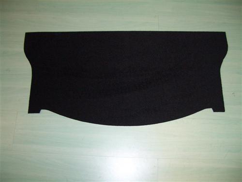 Passform Kofferraummatte Fußmatte Teppich keine Kofferraumwanne für Seat Arosa