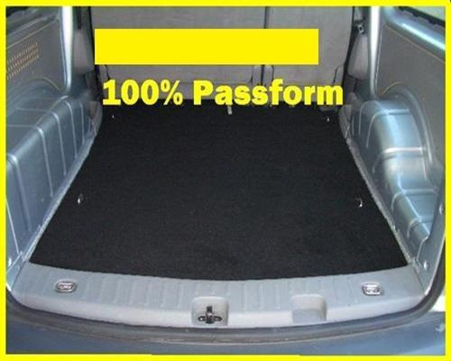 kofferraummatte vw caddy maxi 5 sitzer 2003 2010 2k. Black Bedroom Furniture Sets. Home Design Ideas