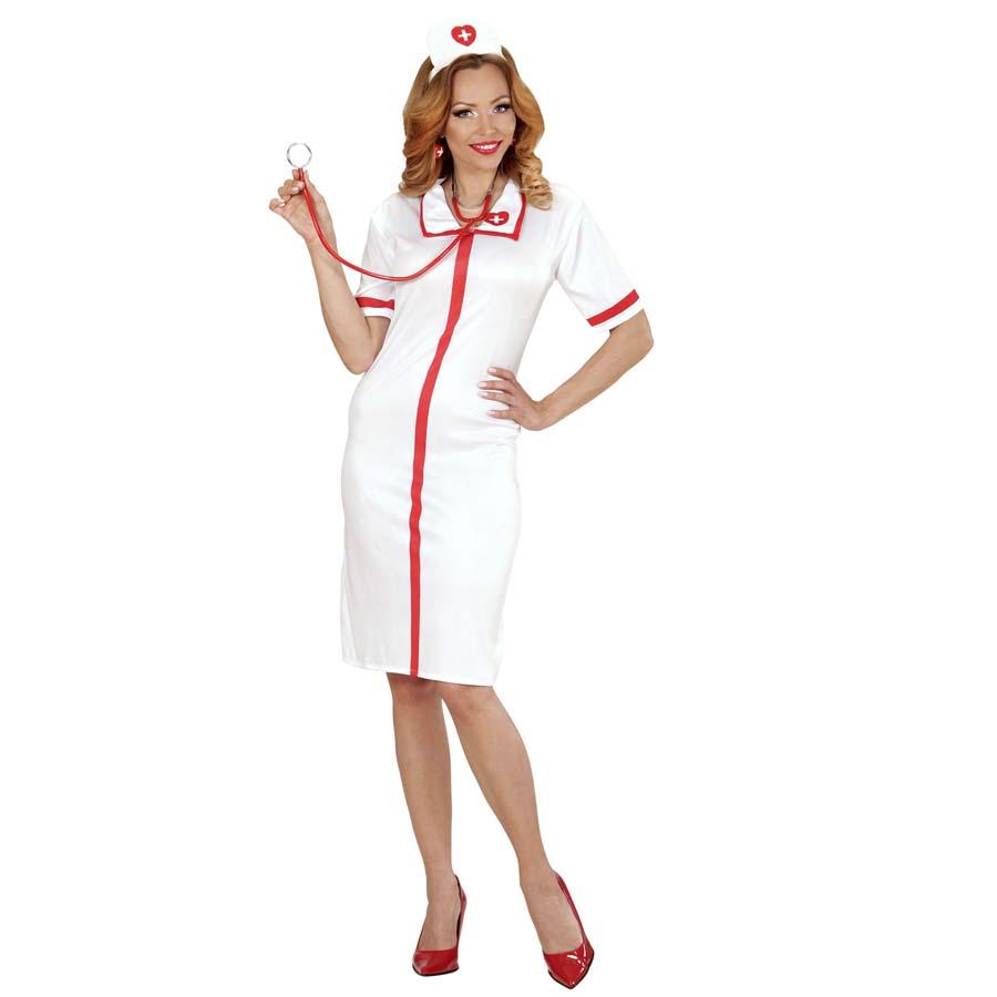 DOKTOR HUT Krankenschwester Arzt Kostüm Kopfbedeckung Mütze Karneval Party 0087