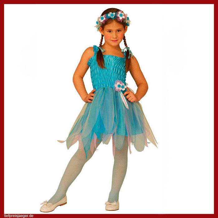 ballerina kost m karneval fasching kinder t nzerin elfe feen t t kleid 110 3467 ebay