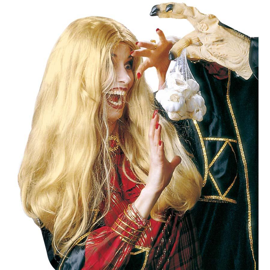 HEXEN UMHANG MIT HUT # Halloween Karneval Fasching Damen Vamp Kostüm Party 96891