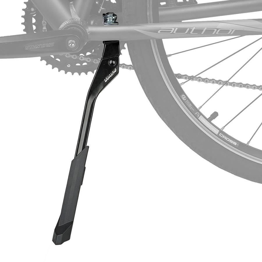 "NEXELO Heavy Duty Adjustable Alloy Kick Stand Bicycle Bike E-Bike 24/""-29/"""