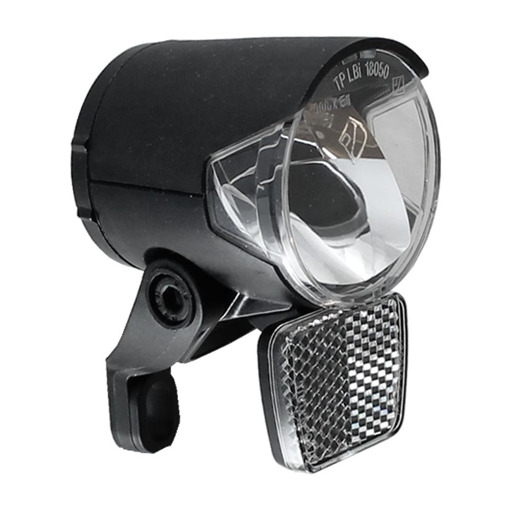 herrmans led fahrrad scheinwerfer h black mr4 120 lumen. Black Bedroom Furniture Sets. Home Design Ideas