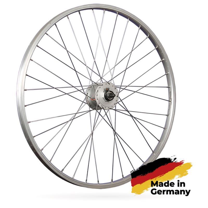 Taylor Wheels 26 Zoll Fahrrad Laufrad Vorderrad Shimano Nabendynamo DH-C3000