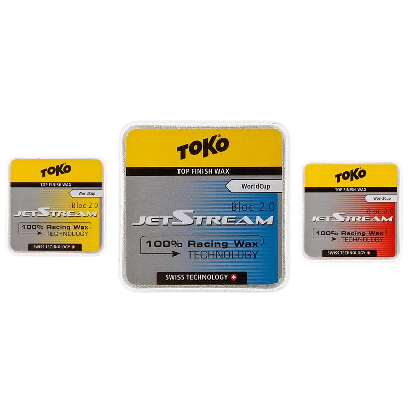 TOKO JetStream Bloc 2.0 Racing Wax