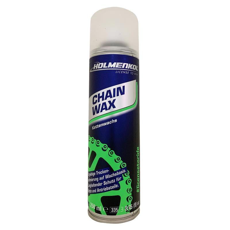 Holmenkol Kettenwachs Kettenspray Chain Wax Spray 250ml