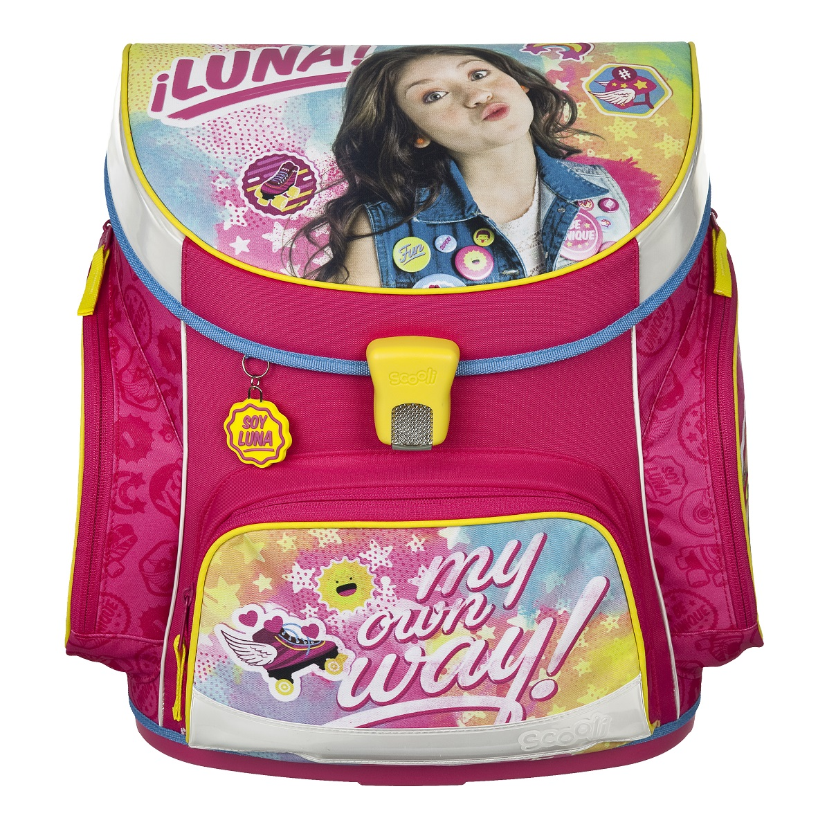 disney soy luna schulranzen set 22tlg sporttasche. Black Bedroom Furniture Sets. Home Design Ideas