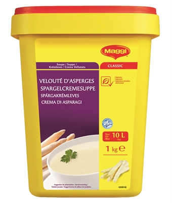 Maggi Spargelcremesuppe