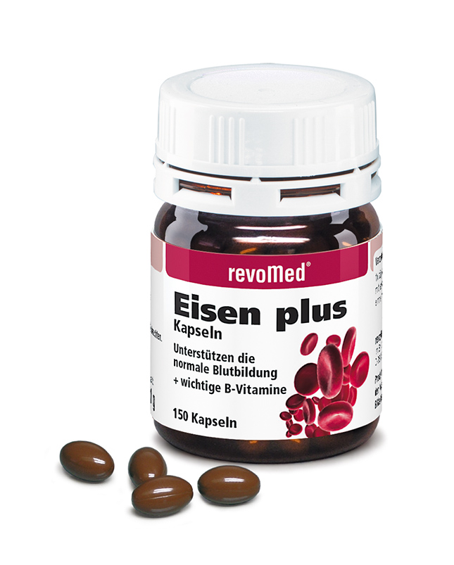 revomed - Eisen PLUS (150 Kps)