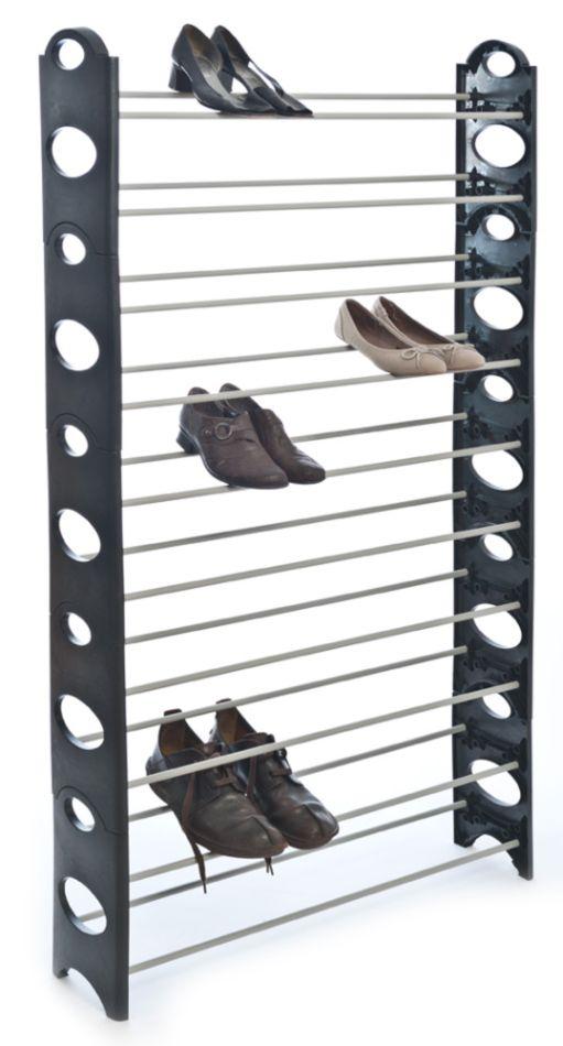 Schuhregal F R Bis Zu 50 Paar Schuhe Schuhschrank