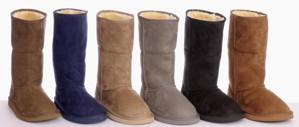 a1c955d8c7121b Damen Winter Stiefel Boots warm GEFÜTTERT TOP MODERNE Winterschuhe ...
