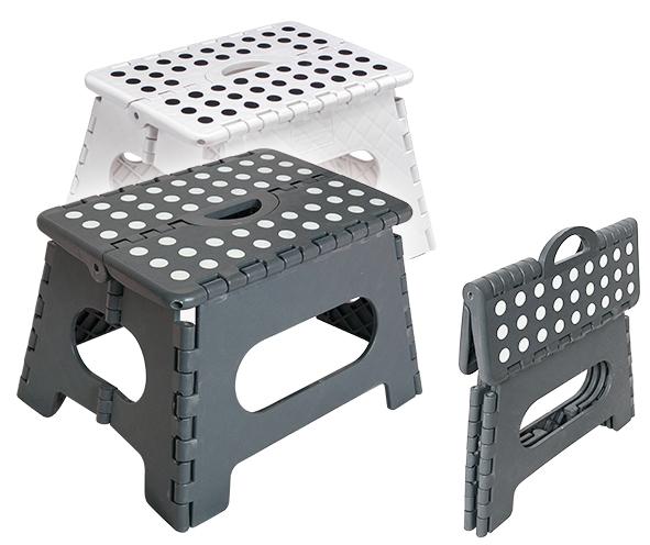 klapphocker belastbar bis 150 kg klapptritt klappstuhl fu bank tritthocker ebay. Black Bedroom Furniture Sets. Home Design Ideas