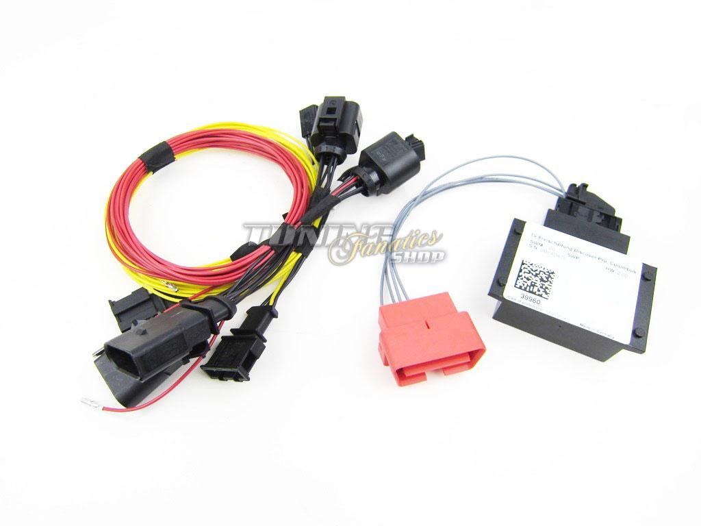 Original Kufatec Adapter LED auf LED Facelift Rückleuchten für Audi A5 S5 8T