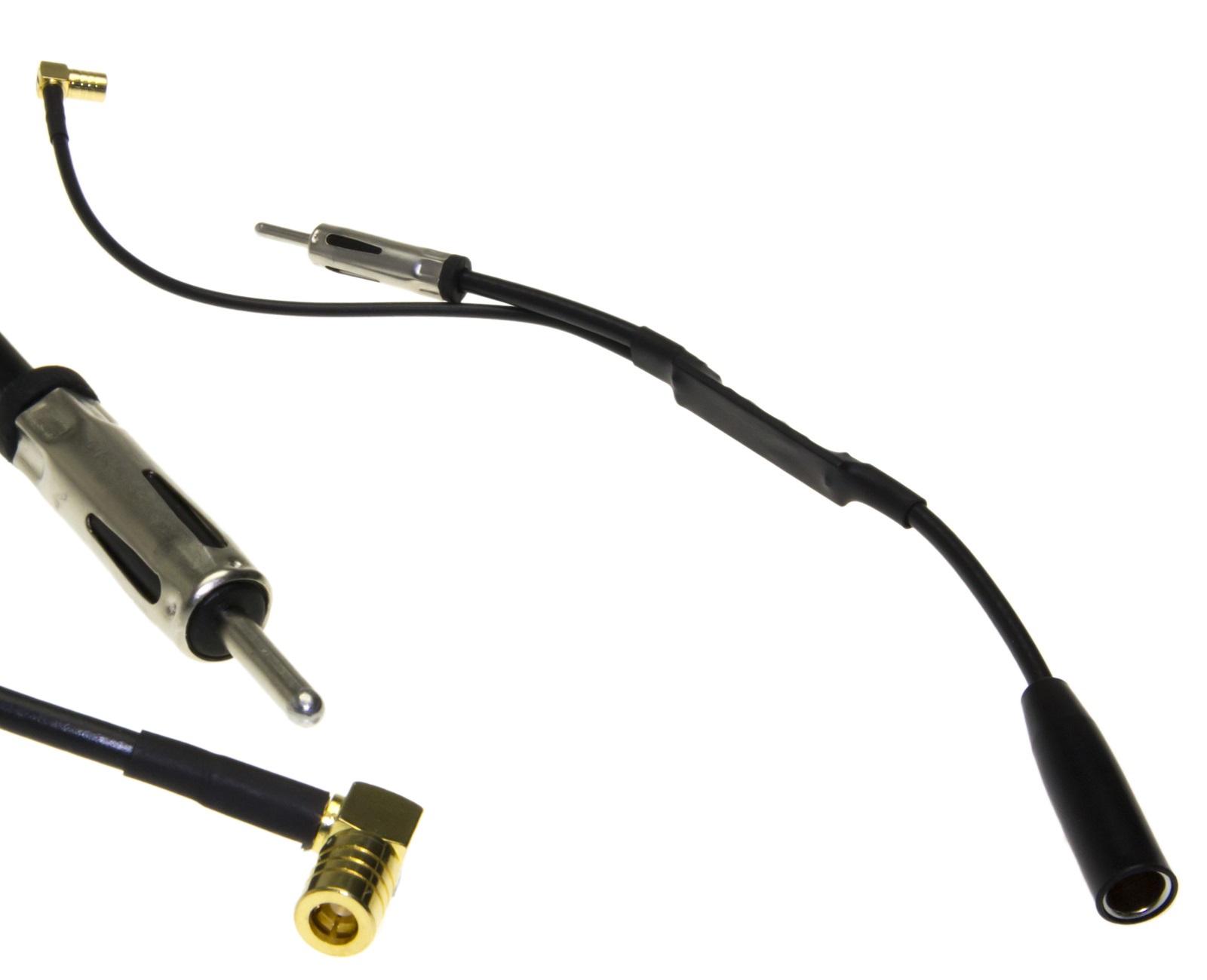 dab antenne adaptateur splitter pour autoradio jvc. Black Bedroom Furniture Sets. Home Design Ideas