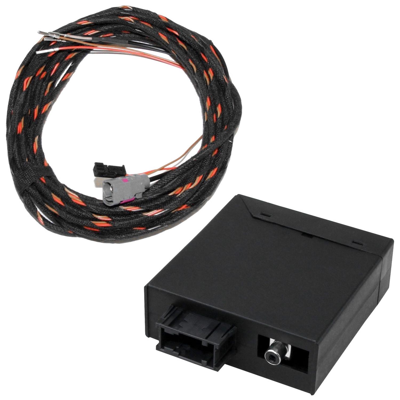 Kufatec Original Vw Audi Ipod Adapter With: Original Kufatec Rückfahrkamera Interface + Kabelbaum