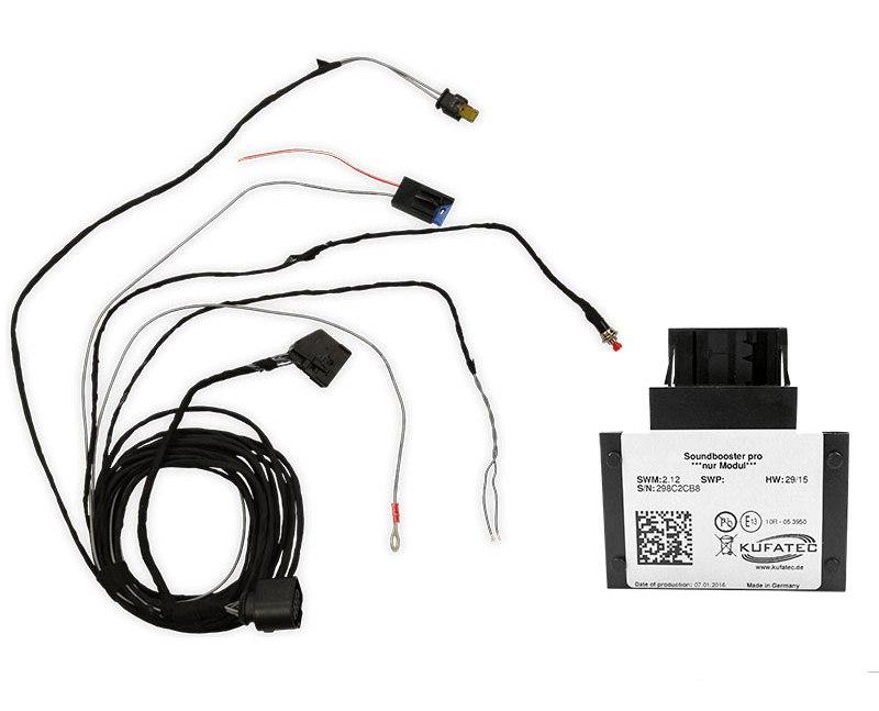 universal sound booster pro active module v6 v8 sound fits. Black Bedroom Furniture Sets. Home Design Ideas