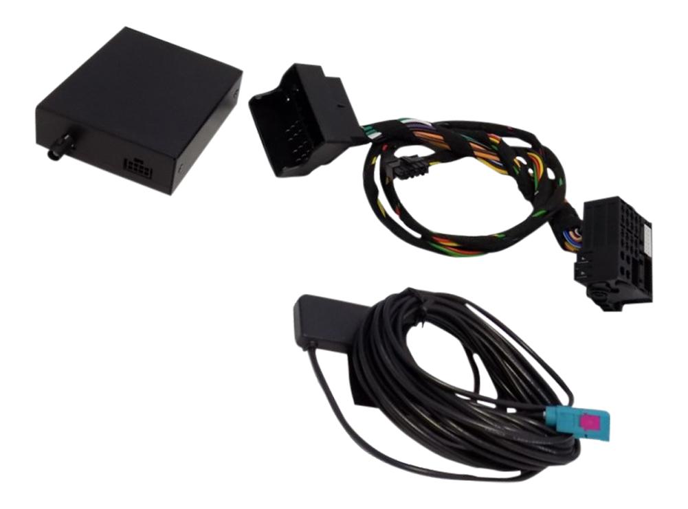 dab dab komplett integration digital radio antenne f r. Black Bedroom Furniture Sets. Home Design Ideas