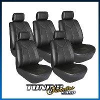 5x Sitze Autositzauflage Auflage Autositz Schutz Rot Sitzschutz für