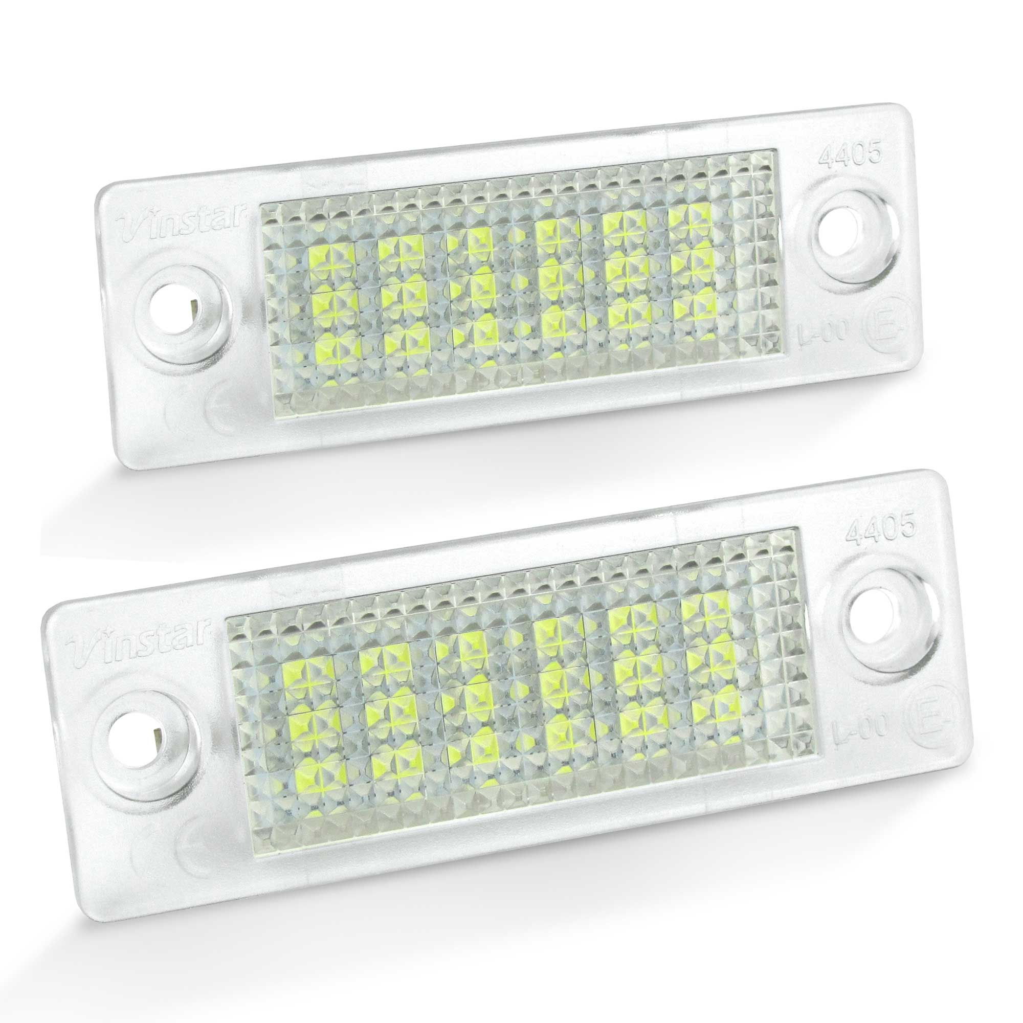 premium led smd kennzeichenbeleuchtung birne xenon f r vw. Black Bedroom Furniture Sets. Home Design Ideas