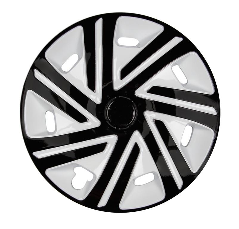 Radzierblenden Radkappen Radabdeckung 15 Zoll #26 SILBER ABS