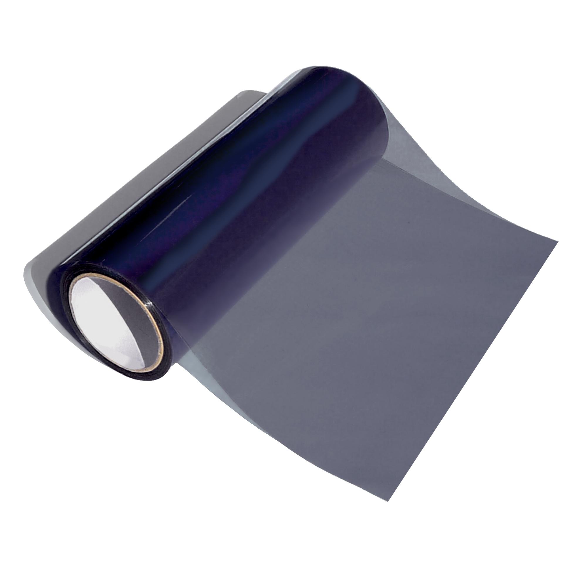 36,67€//m² Premium Design Tuning Folie Klar Transparent Rauch Grau 50x30