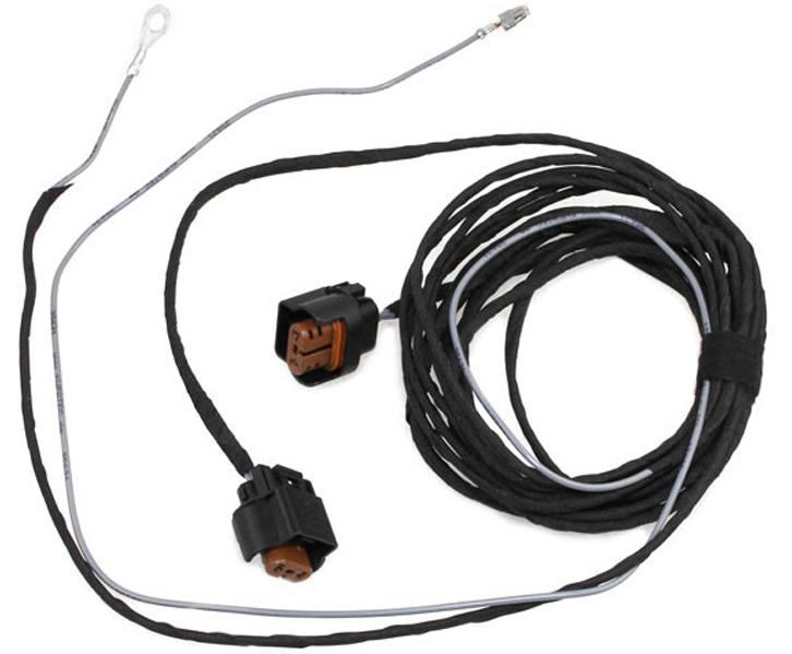 Für Audi A4 B8 A5 8T Q5 8R Original Kufatec Kabelbaum PDC Sensor Zentralelektrik