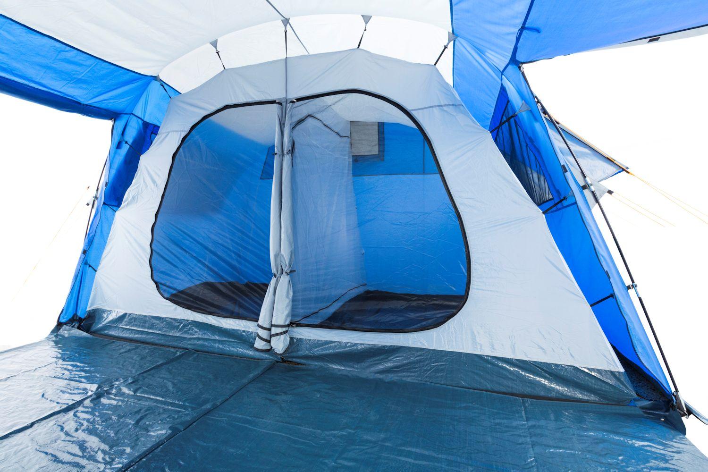 campfeuer campingzelt familienzelt 5 personen zelt 3000. Black Bedroom Furniture Sets. Home Design Ideas