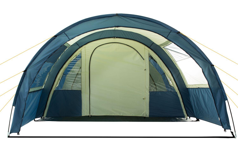 Zelt Mit 3 Kabinen : Campfeuer tunnelzelt familienzelt personen mit kabinen