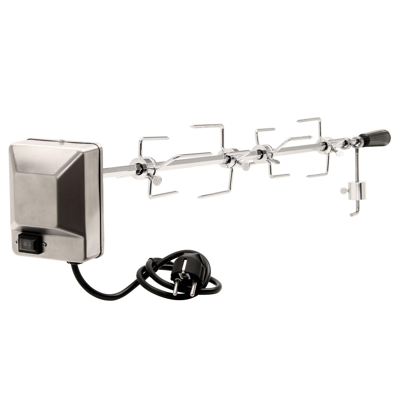 BBQ-Toro Grillspieß Set mit Motor