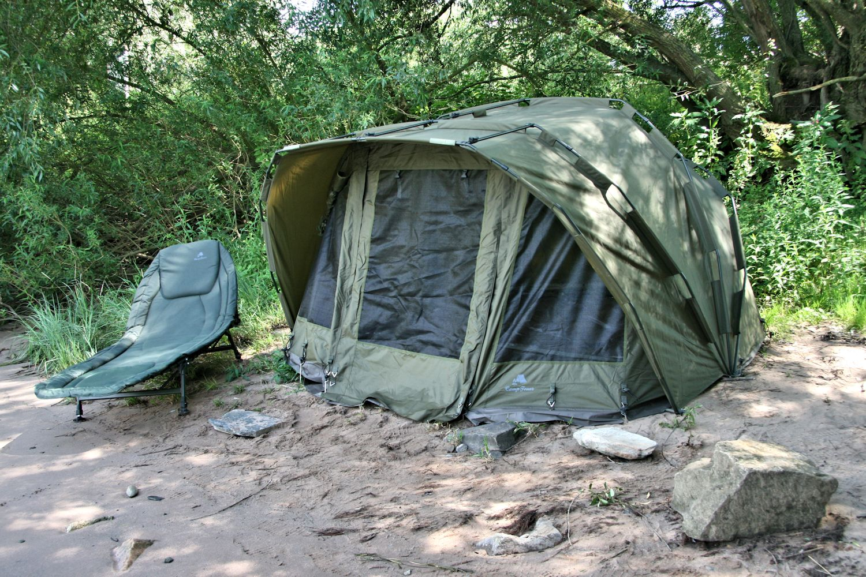CampFeuer Karpfenzelt, Karpfen Zelt, Angelzelt, Anglerzelt