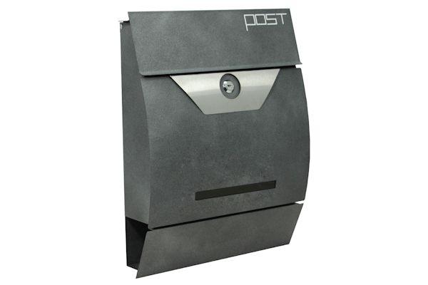 Zelsius, Briefkasten, Briefkästen, Postbox, Wandbriefkasten, Wand Briefkasten, Briefbox, Paketbox, BK18