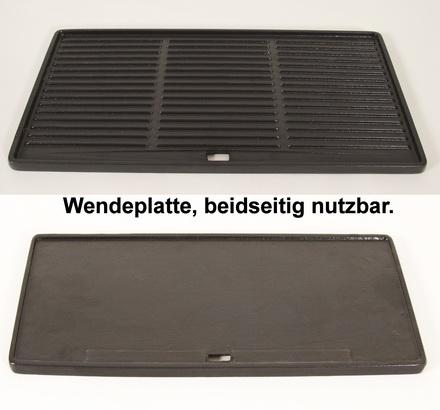 Grillplatte Grillplatten Grill Platte grillen Wendegrillplatte