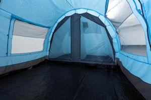 CampFeuer empress4, 4 Personen Tunnelzelt, Camping Zelt