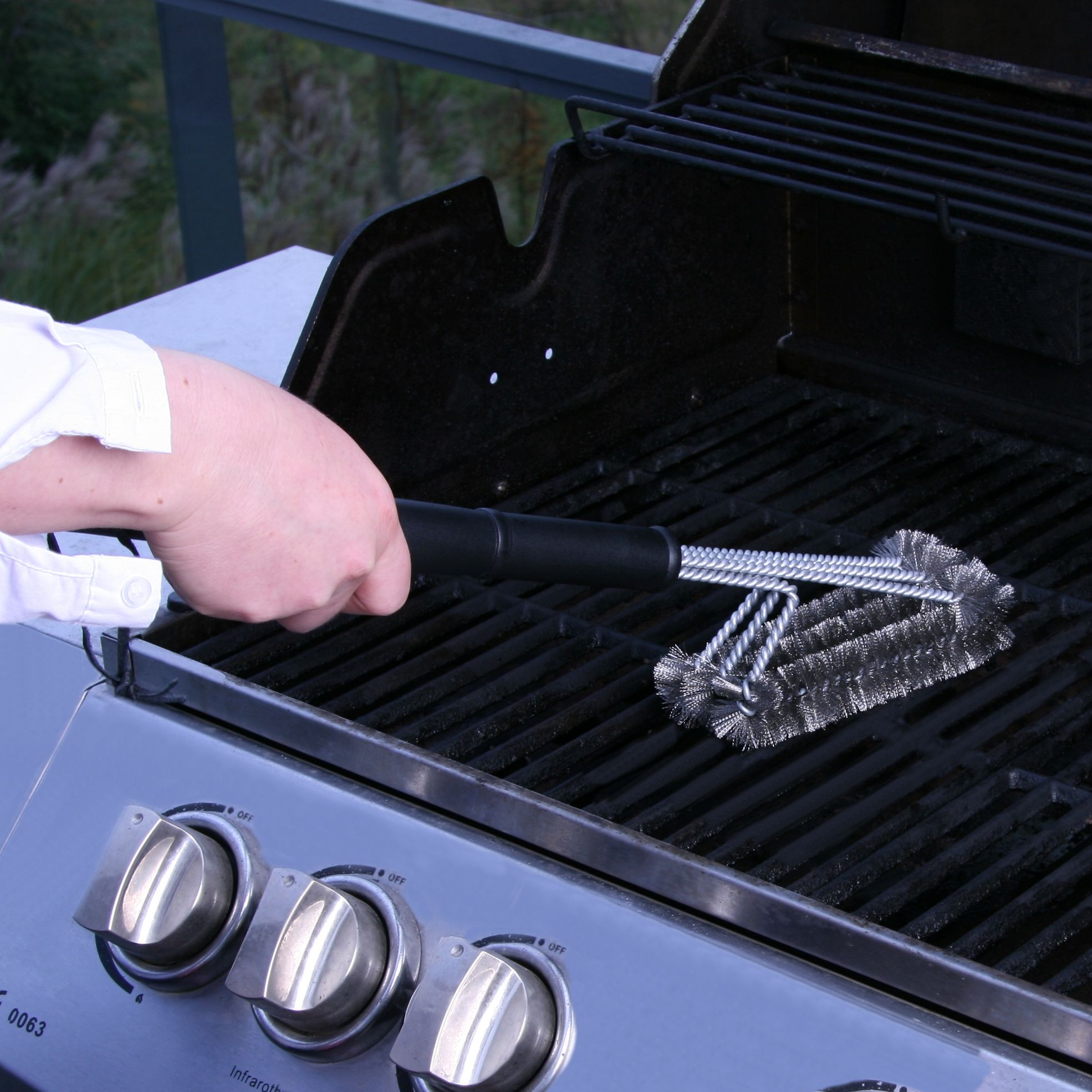 BBQ-Toro Grillbürste