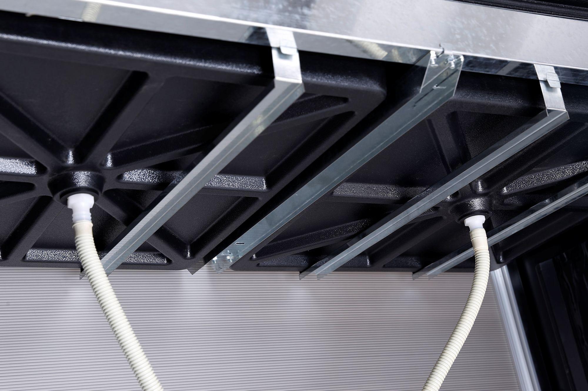 Zelsius Hochbeet Gewachshaus Aluminium Pflanzbeet Fruhbeet