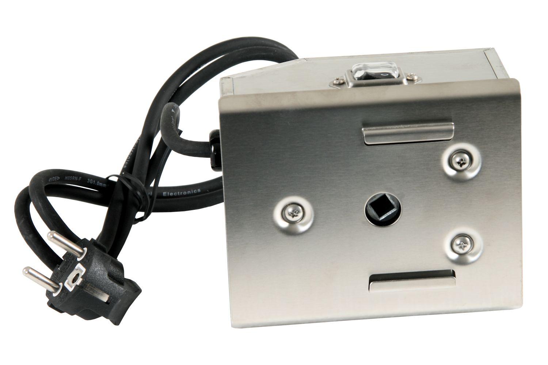 BBQ Edelstahl Motor für Grillspiess, Rotisserie