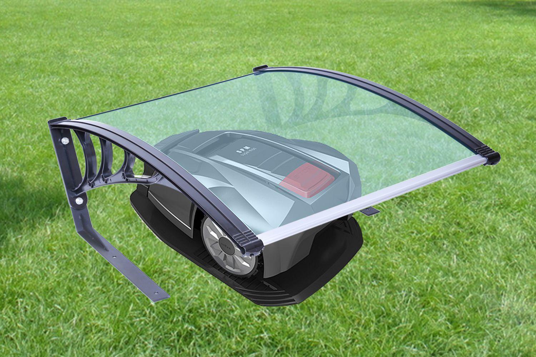 mähroboter garage rasenroboter carport | dach für rasenmäher roboter