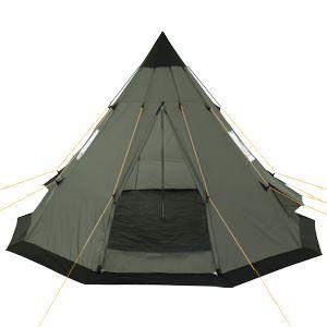 CampFeuer Tipi Teepeezelt Camping Zelt Familien Zelt