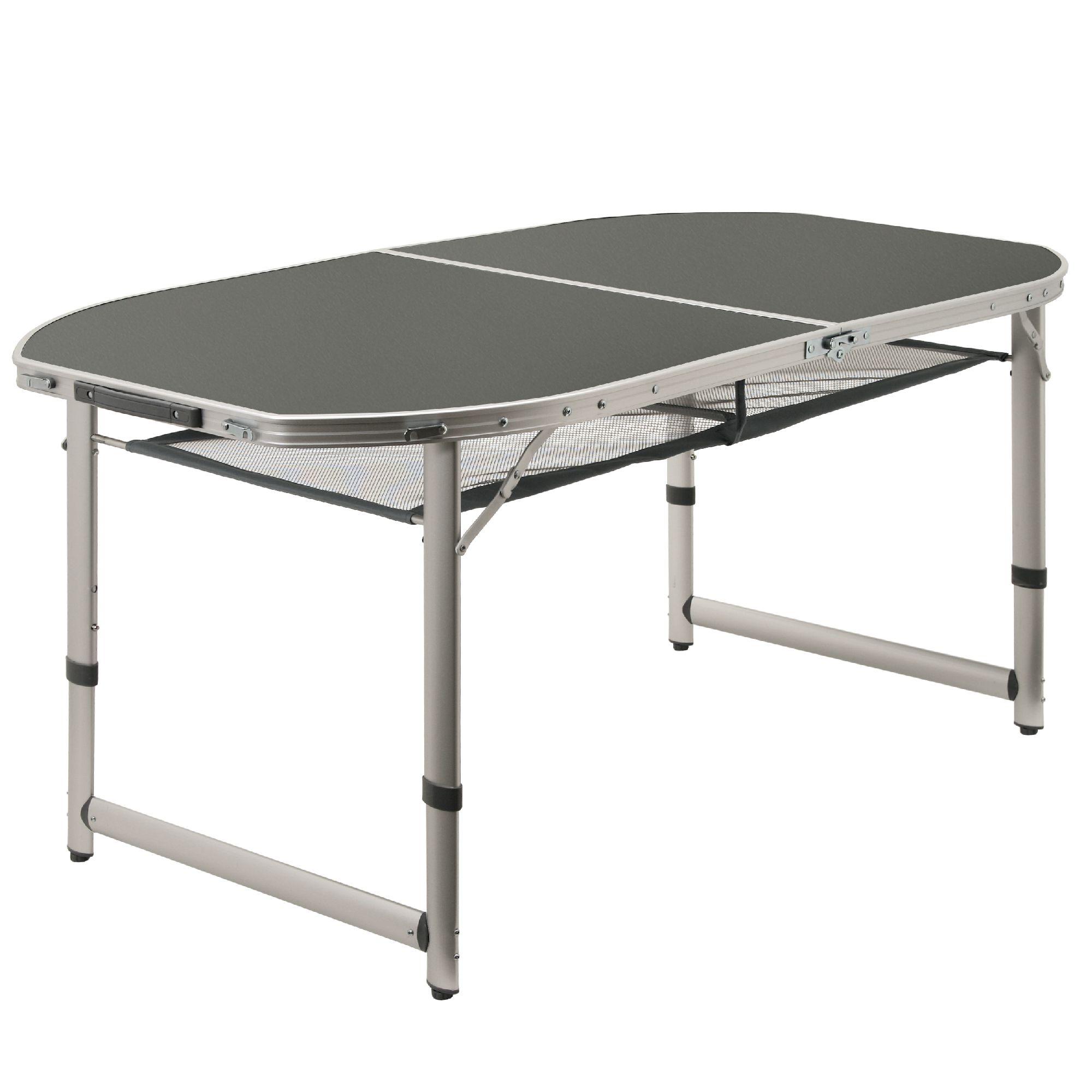 Campfeuer Campingtisch 150 X 80 Cm Klapptisch Falttisch Gartentisch
