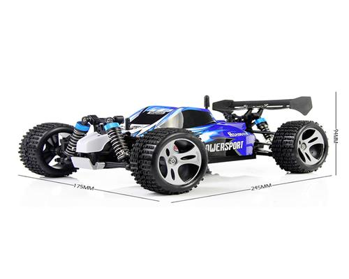 2 x a959 rc auto buggy monstertruck 1 18 mit 2 4 ghz 50 km. Black Bedroom Furniture Sets. Home Design Ideas