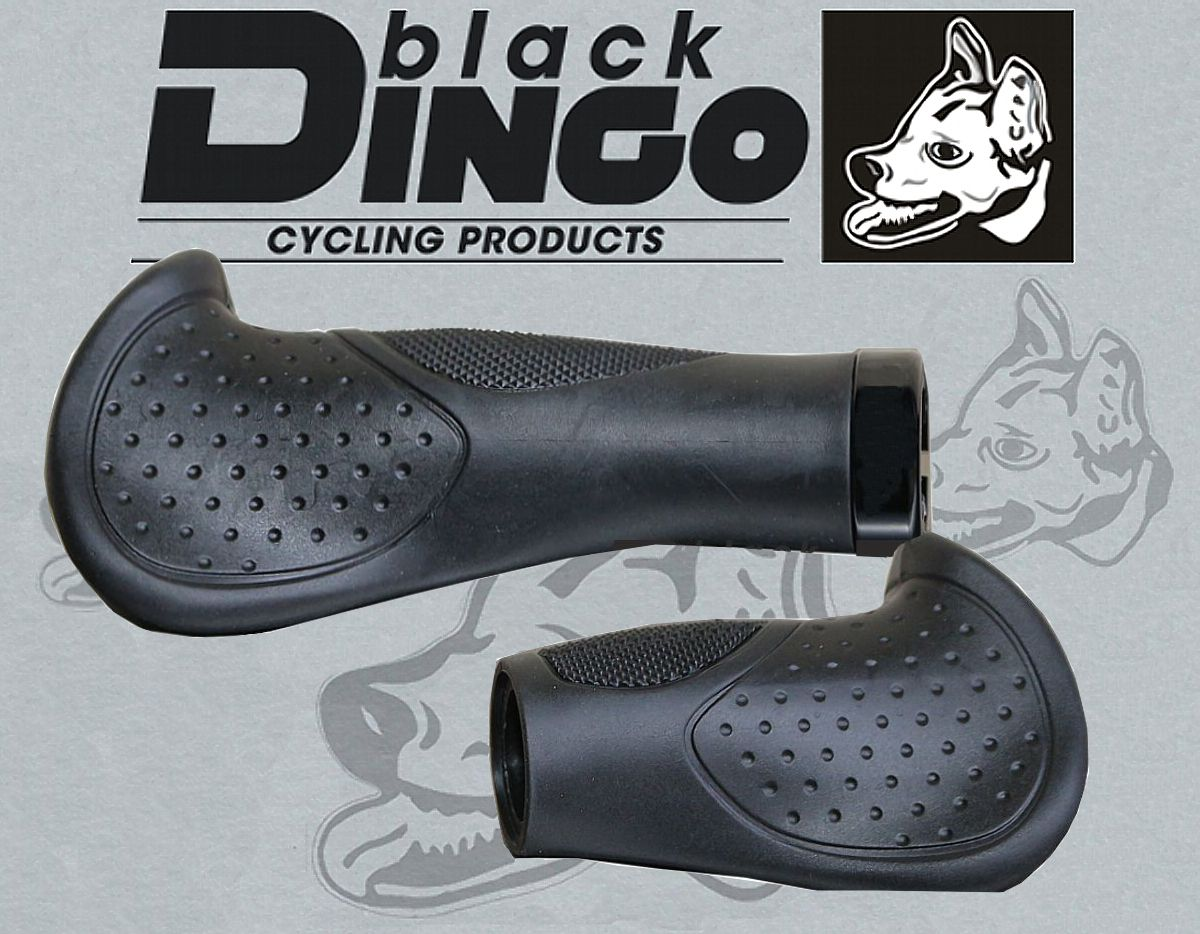 bdcp fahrrad lenkergriffe schraub griff ergonomisch ergogriffe ergo bar grips ebay. Black Bedroom Furniture Sets. Home Design Ideas