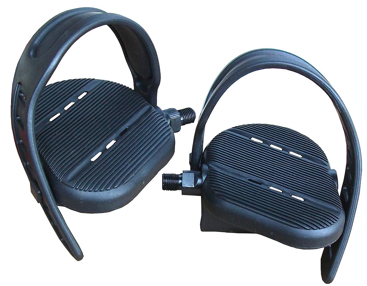 obc heimtrainerpedale 1 2 mit riemen pedale f r heimtrainer wartungsfrei pedal 4260380370087 ebay. Black Bedroom Furniture Sets. Home Design Ideas