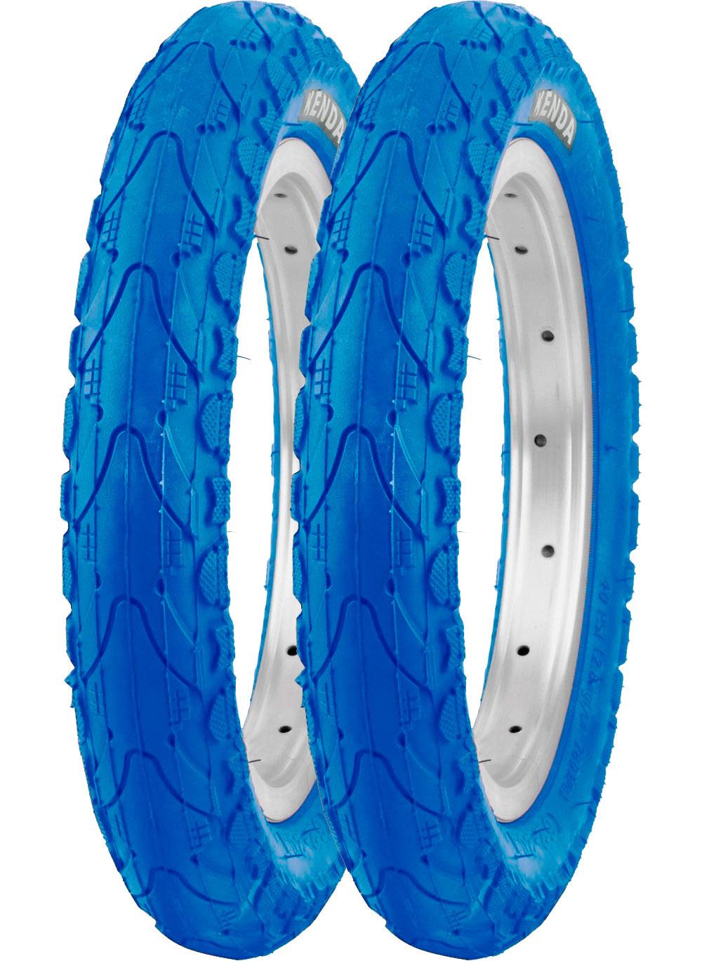 62-203 inkl 12.5 x 2.25 2 Kenda Fahrradreifen 12 Zoll Reifen 2 x Schlauch AV