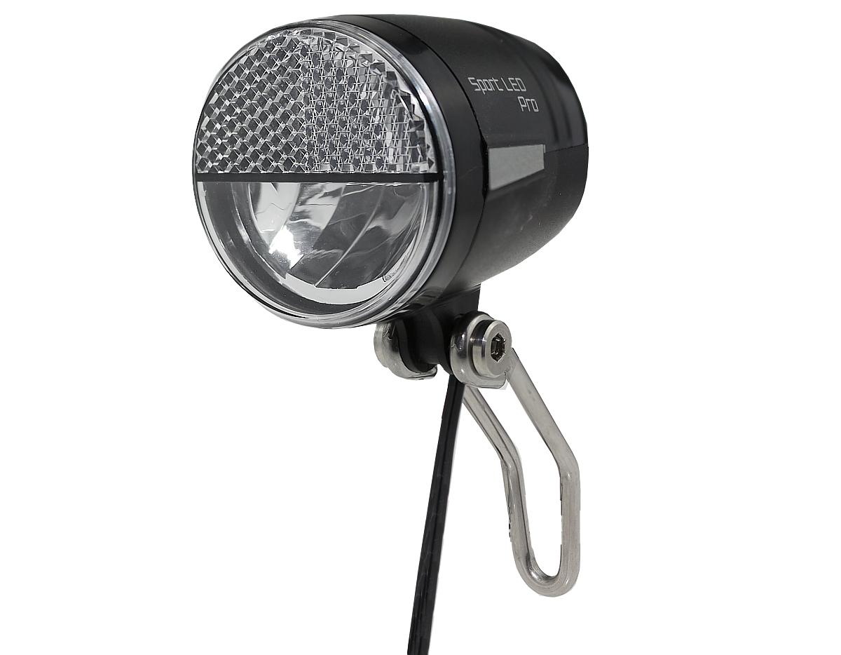 fahrrad 45 lux led scheinwerfer sport led pro fahrradlampe. Black Bedroom Furniture Sets. Home Design Ideas