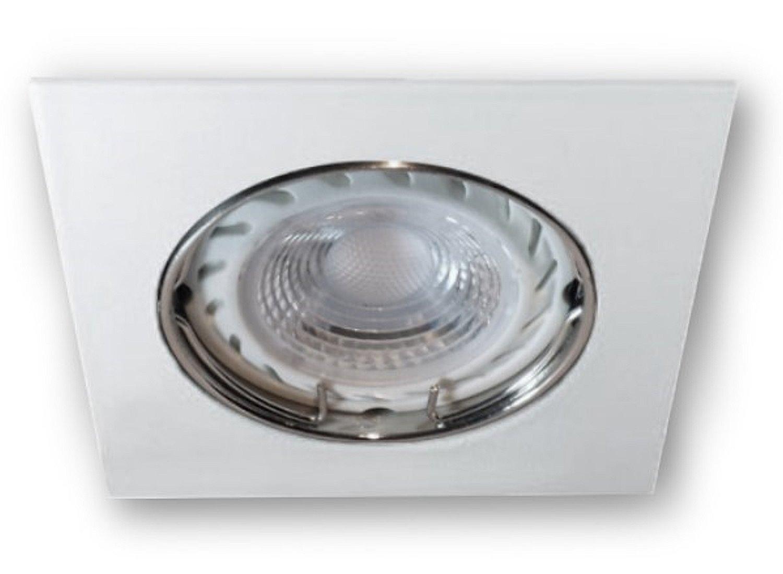 einbaustrahler spot gu10 230v leuchte f r halogen oder led leuchtmittel ebay. Black Bedroom Furniture Sets. Home Design Ideas