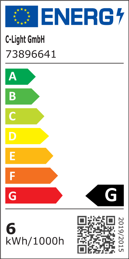 [Energieeffizienz-Klasse G]