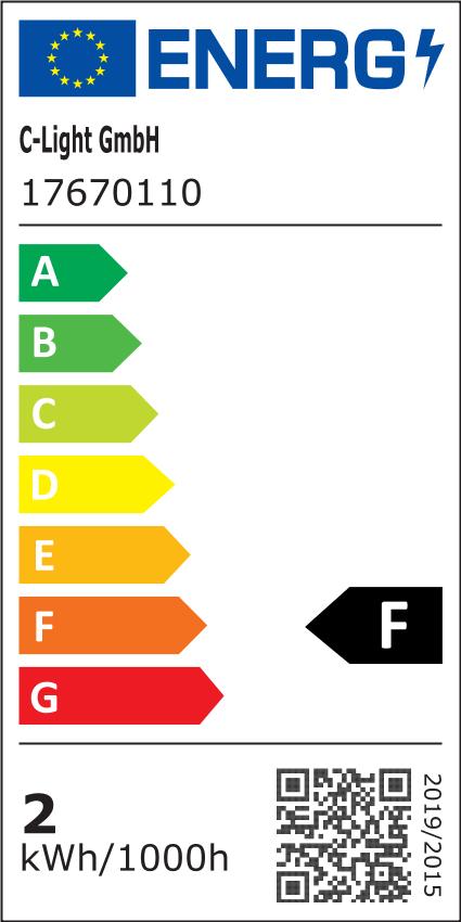 [Energieeffizienz-Klasse F]